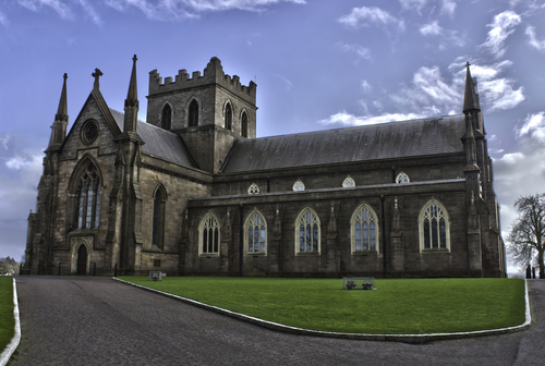 St Patrick's Church of Ireland Cathedral, Armagh