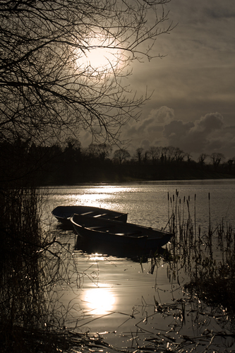 The Lakeside, just outside Downpatrick.