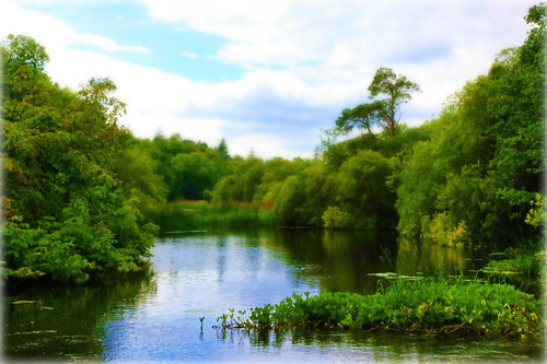 river cong co.mayo ireland