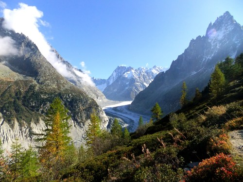 Mer de Glace, French Alps