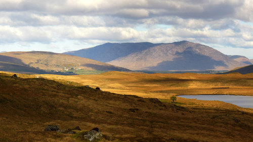 A typical Connemara view.