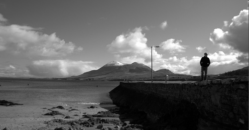 Image of Old Head Pier in Louisburgh Co. Mayo