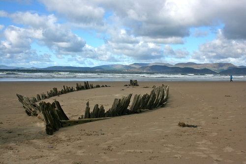 Wreck of The Sunbeam Rossbeigh County Kerry