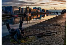 Dublin's Dock land