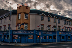 Another from my series on Dublin Pubs.
