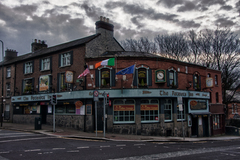 Another from my collection of Dublin Pubs.