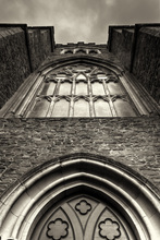 Mini_cathedral_bw