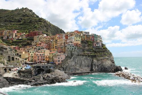 The Village of Manarola, Cinque Terre