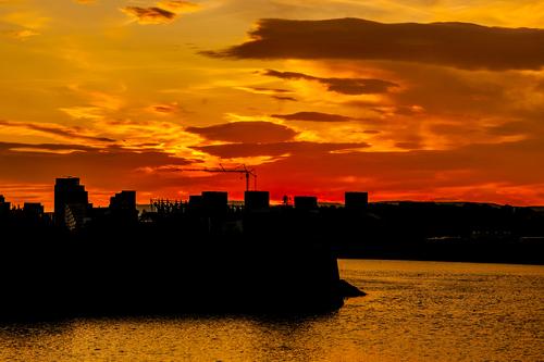 Docks, River Clyde