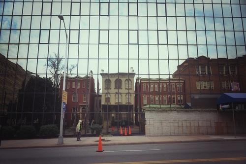 Downtown Richmond, VA.