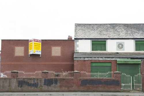 "Project: ""walking through a peaceline""