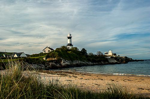 Shrove Lighthouse  Inishowen