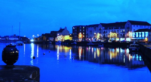 Davitts Quay, Dungarvan, Co. Waterford.