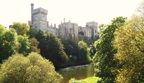 Lismore Castle, Co. Waterford, Ireland.