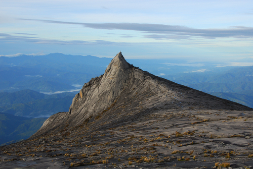 The wonderfully twisted Low's Peak on Borneo's largest mountain