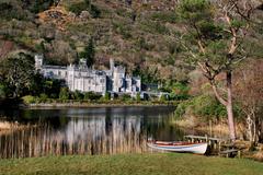 Kylemore Abbey, Connemara.. Ireland