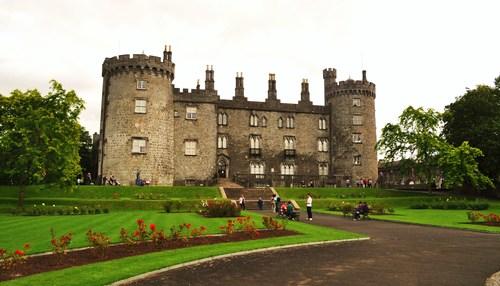 Kilkenny Castle, Kilkenny, Ireland.