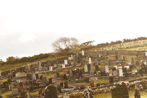 Burrishool Abbey Graveyard
