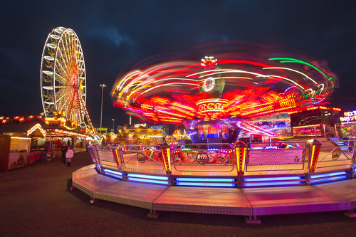 easter funfair cork