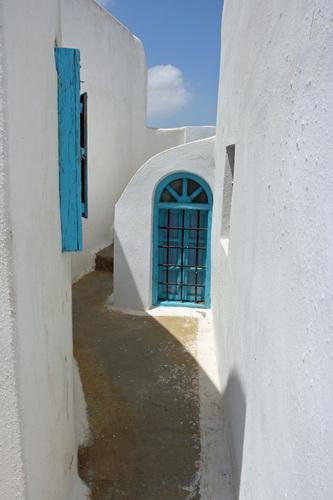 Street of Oia