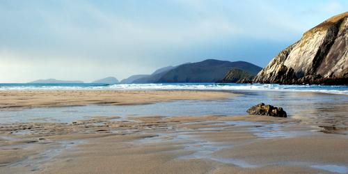 Beach on the Dingle Peninsula