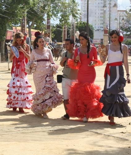 Feria Jerez de la Frontera.