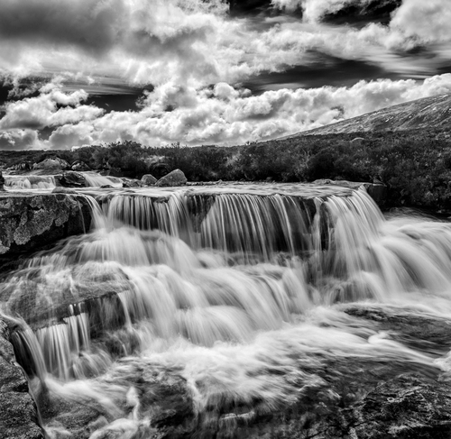 Rannoch Moor, Argyll Highlands of Scotland