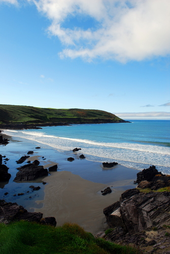 Dunworly beach, West Cork