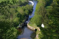 Clashganny lock  on the River Barrow way.