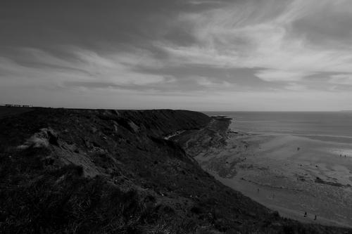 Filey Bay, North Yorkshire