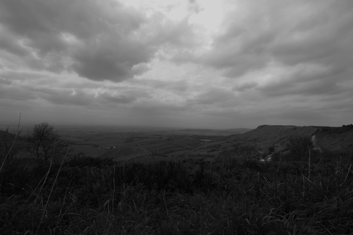 Sutton Bank, North Yorkshire Moors