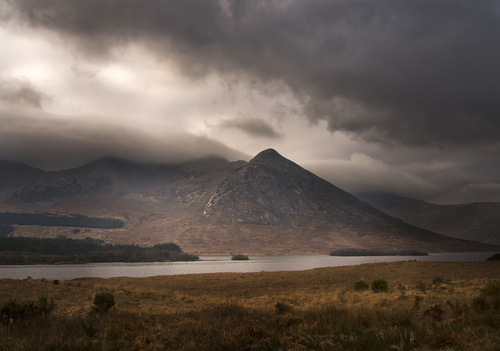 Bencorrbeg, Connemara, Co. Galway