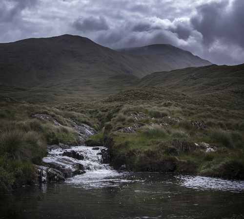 North of Doo Lough, Co. Mayo