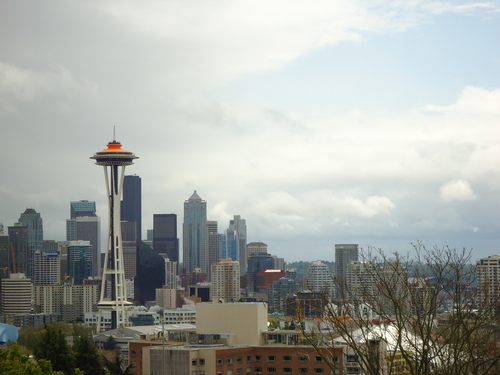 Space Needle & Skyline