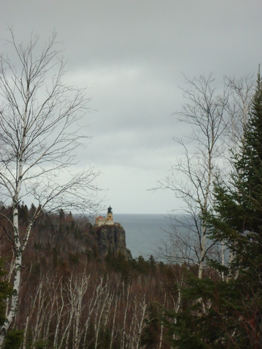Split Rock Lighthouse & Lake Superior