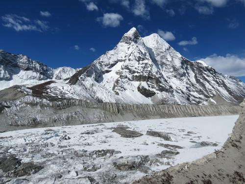 Near Island Peak, Everest Region