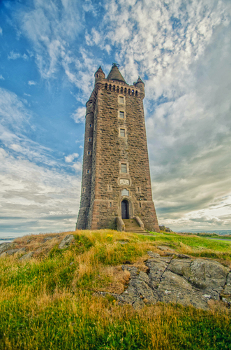 Scrabo Tower, County Down.