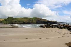 The Warren, Beach in Rosscarbery Co. Cork