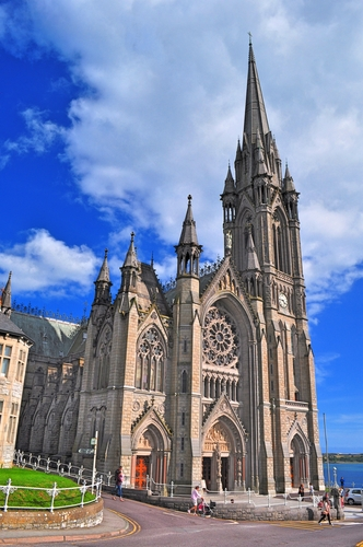 St. Colmans Cathedral, Cobh, Co. Cork, Ireland.