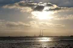 The Pigeon House from Baldoyle