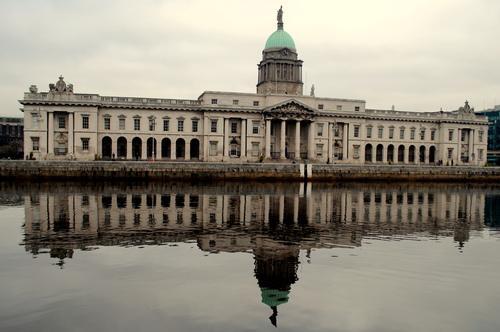 Customs House Dublin