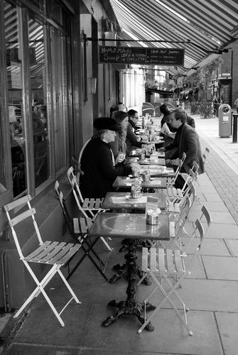 Metro Cafe Dublin
