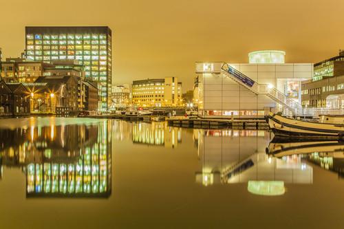 Grand Canal Dock, Dublin.