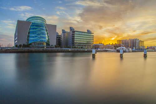 Convention Centre, Docklands, Dublin.
