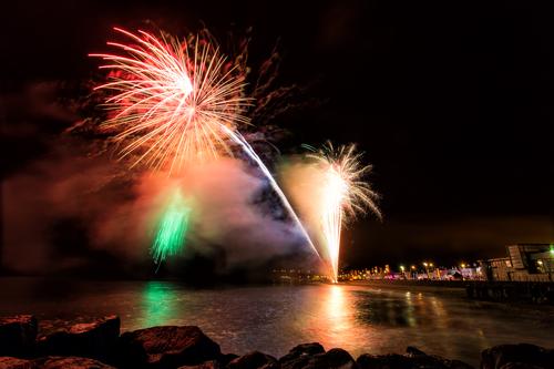 bray summerfest fireworks
