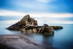 Killiney beach , Co Dublin.