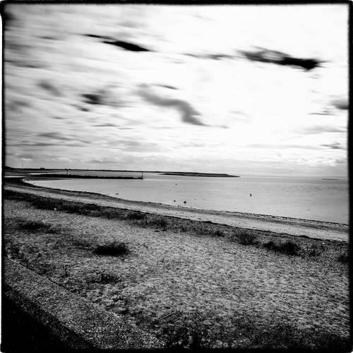 a beach in East Anglia