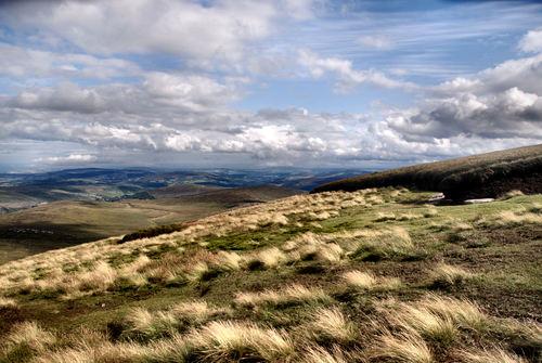 WICKLOW MOUNTAINS/ IRELAND