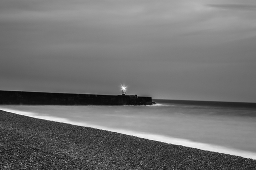 Newhaven Arm and Lighthouse