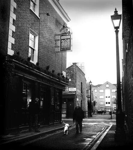Roupell Street, Southwark, London
